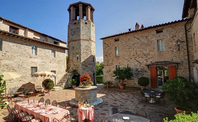 Italian Villas for Rent Through Our Travel Partners.