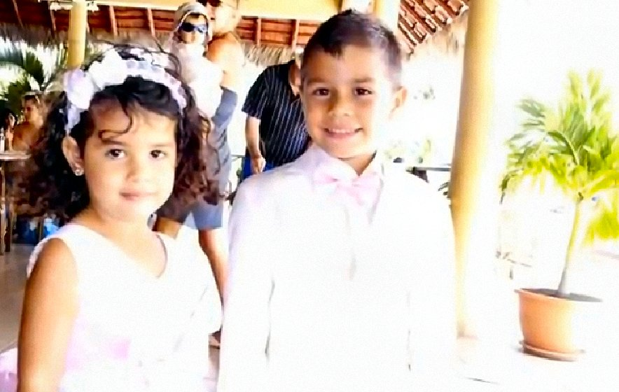 Their First Time at a Wedding near Cancun Mexico